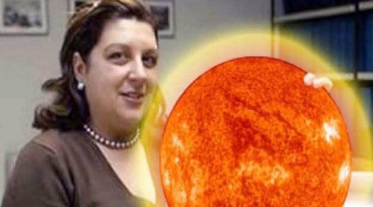 """Sono la proprietaria del sole: """" Ora dovete pagarmi i diritti"""""""