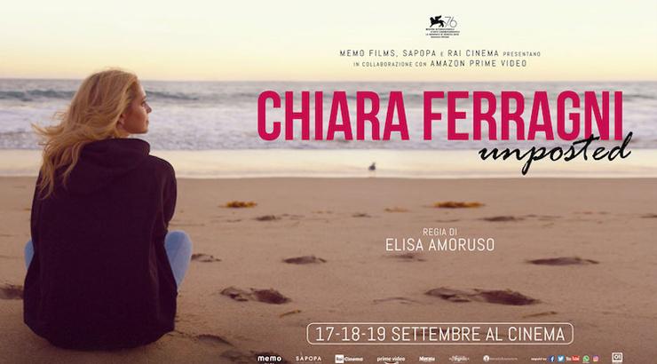Chiara Ferragni Unposted - Recensione