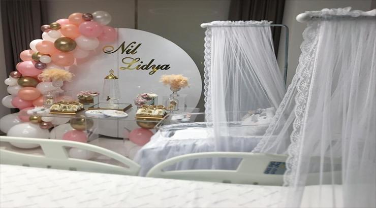 Confettate e allestimenti ospedalieri